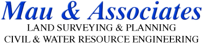 Mau & Associates Land Surveying & Planning